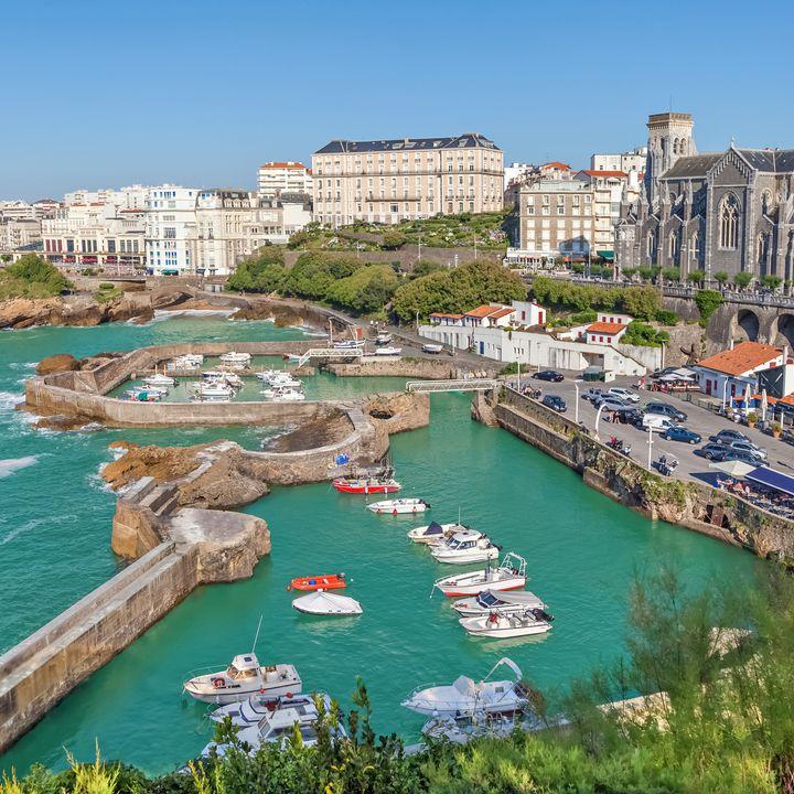 Vacances: où loger à Biarritz?