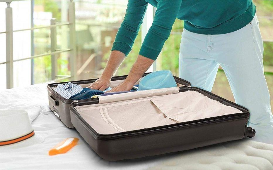 Quoi ranger dans une valise rigide ?